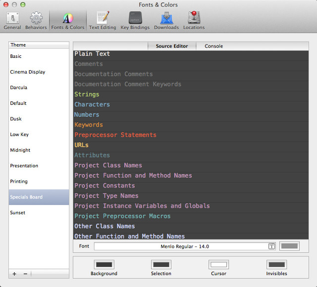 xcode_colors